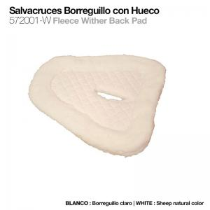 SALVACRUCES BORREGUILLO CON HUECO 572001-W BLANCO