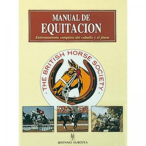 LIBRO: MANUAL DE EQUITACIÓN (TBS)